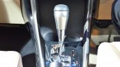 Toyota Yaris CVT shifter at Auto Expo 2018