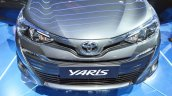 Toyota Yaris front fascia at Auto Expo 2018