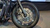 Triumph Bonneville Speedmaster Highway Kit India launch front wheel