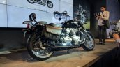 Triumph Bonneville Speedmaster Highway Kit India launch rear right quarter
