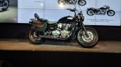 Triumph Bonneville Speedmaster Highway Kit India launch right side