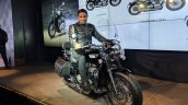 Triumph Bonneville Speedmaster India Launch