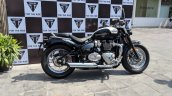 Triumph Bonneville Speedmaster India launch right side