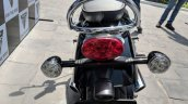 Triumph Bonneville Speedmaster India launch tail light