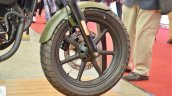 UM Renegade Duty S front wheel at 2018 Auto Expo