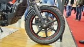 UM Renegade Sports S Vegas Edition front wheel at 2018 Auto Expo