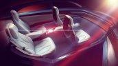 VW I.D. Vizzion concept interior