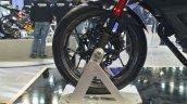 Yamaha Hyper Slaz Concept front wheel at 2018 Auto Expo
