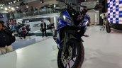 Yamaha YZF-R15 V 3.0 front at 2018 Auto Expo