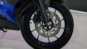 Yamaha YZF-R15 V 3.0 front wheel at 2018 Auto Expo