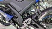 Yamaha YZF-R15 V 3.0 rear suspension at 2018 Auto Expo