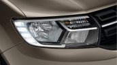 2017 Renault Logan headlamp