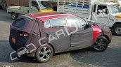 2018 Hyundai Creta (facelift) rear three quarters spy shot