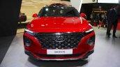 2018 Hyundai Santa Fe front at 2018 Geneva Motor Show