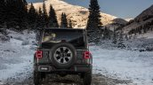2018 Jeep Wrangler Unlimited Sahara rear
