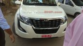 2018 Mahindra XUV500 (facelift) front unofficial image