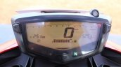 2018 TVS Apache RTR 160 4V First ride review Carb instrument cluster