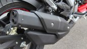 2018 TVS Apache RTR 160 4V First ride review exhaust