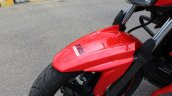 2018 TVS Apache RTR 160 4V First ride review front fender