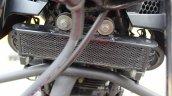 2018 TVS Apache RTR 160 4V First ride review radiator