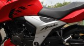 2018 TVS Apache RTR 160 4V First ride review side panel