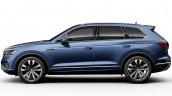 2018 VW Touareg profile