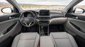 2019 Hyundai Tucson (facelift) interior