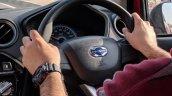 Datsun redi-GO Smart Drive Auto steering