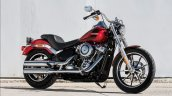 Harley-Davidson Low Rider press front right quarter