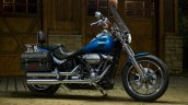 Harley-Davidson Low Rider press with accessories