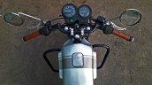 Hero Honda CBZ Spitfire V.82 cockpit