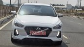 Hyundai i30 front India spy shot
