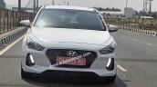 Hyundai i30 front India spy shot