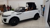 Range Rover Evoque convertible drop top