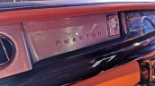 Rolls Royce Phantom VIII dashboard inset