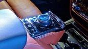 Rolls Royce Phantom VIII interior infotainment control