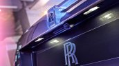 Rolls Royce Phantom VIII rear badge