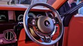 Rolls Royce Phantom VIII interior steering wheel