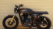 Royal Enfield Continental GT Bronco by Bulleteer Customs left side