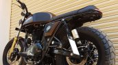 Royal Enfield Continental GT Bronco by Bulleteer Customs rear left quarter