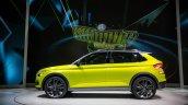 Skoda Vision X concept profile at 2018 Geneva Motor Show