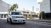 Suzuki Ignis Ginza front three quarters right side