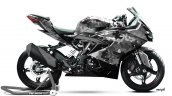TVS Apache RR 310 rendered Camo