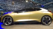 Tata 45X concept profile at 2018 Geneva Motor Show