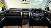 Toyota Camry Hybrid dashboard