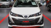 Toyota Yaris Ativ TRD front
