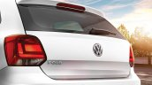 VW Polo tailgate