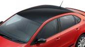 VW Vento Sport roof foil