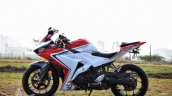 Yamaha YZF-R3 MV Agusta livery left side far
