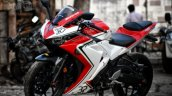 Yamaha YZF-R3 MV Agusta livery left side